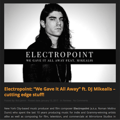 Electropoint - Music Producer